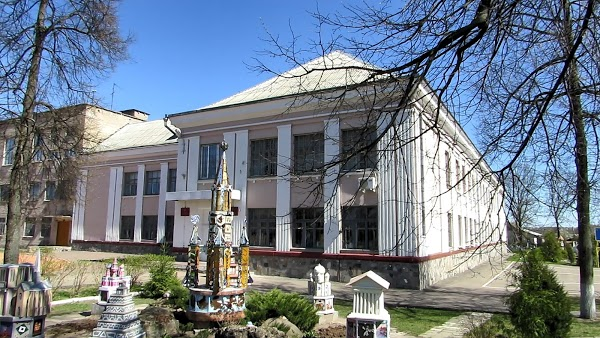 Сайт о 4-й Гимназии г.Витебска